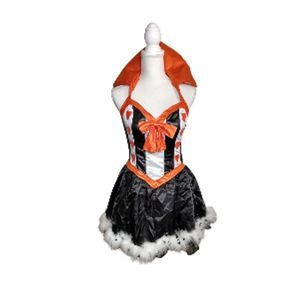 Leg Avenue Queen Of Hearts Halloween Costume XL